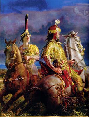 Scythians. Скифы