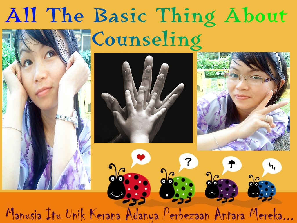 Counseling?Trust, Share then Solve
