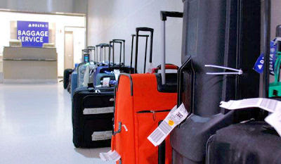The Perpetual Traveler: Free Luggage Storage at the Airport