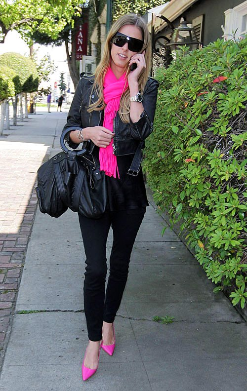 Nicky Hilton Rolex image