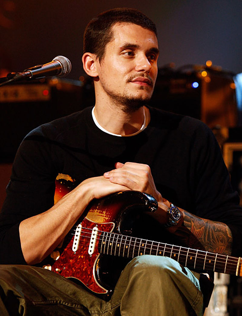John Mayer, Jennifer Aniston Rolex Love