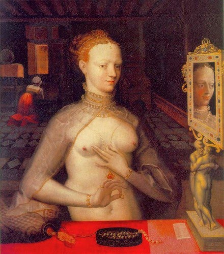 titians venus with a mirror essay