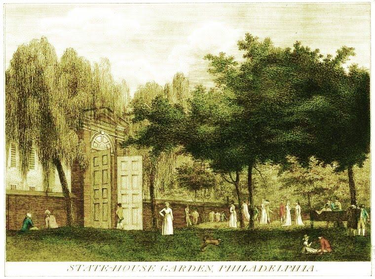 in 18th century america