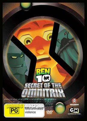 Ben 10: El secreto del Omnitrix online y gratis