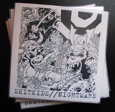 Nightmare/Skitkids split EP