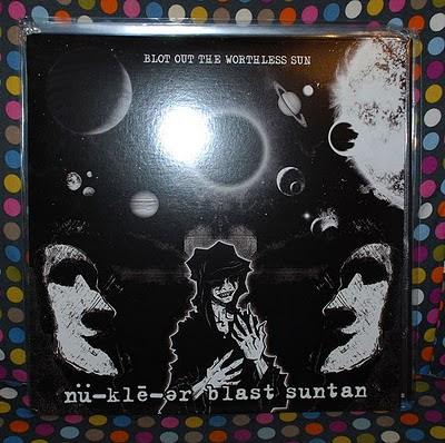 Nuklear Blast Suntan LP