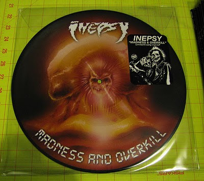 Inepsy: Madness And Overkill