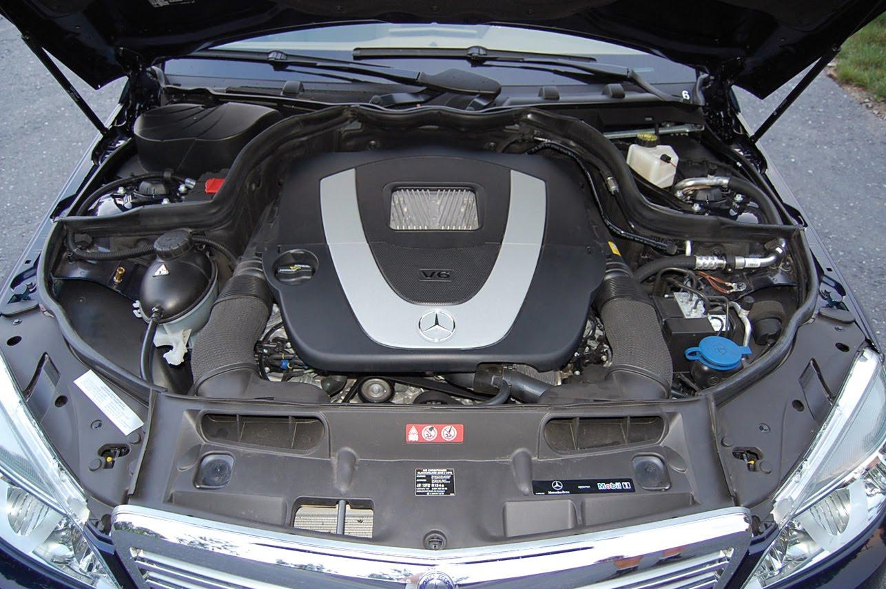 2008 mercedes c300 engine for Mercedes benz c300 engine