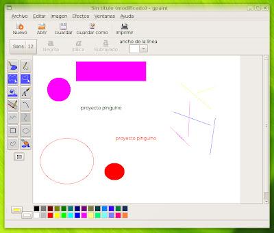 Aplicaciones de dibujo para linux proyecto ping ino for Programa para combinar colores