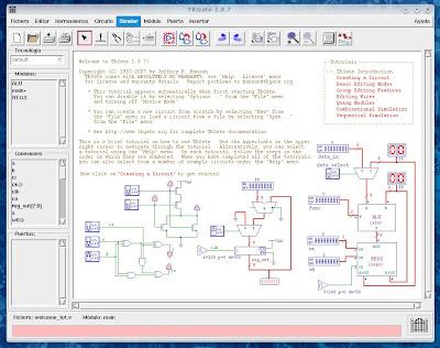 Simuladores de circuitos eléctricos y electrónicos