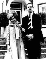 Sybil and Basil Fawlty