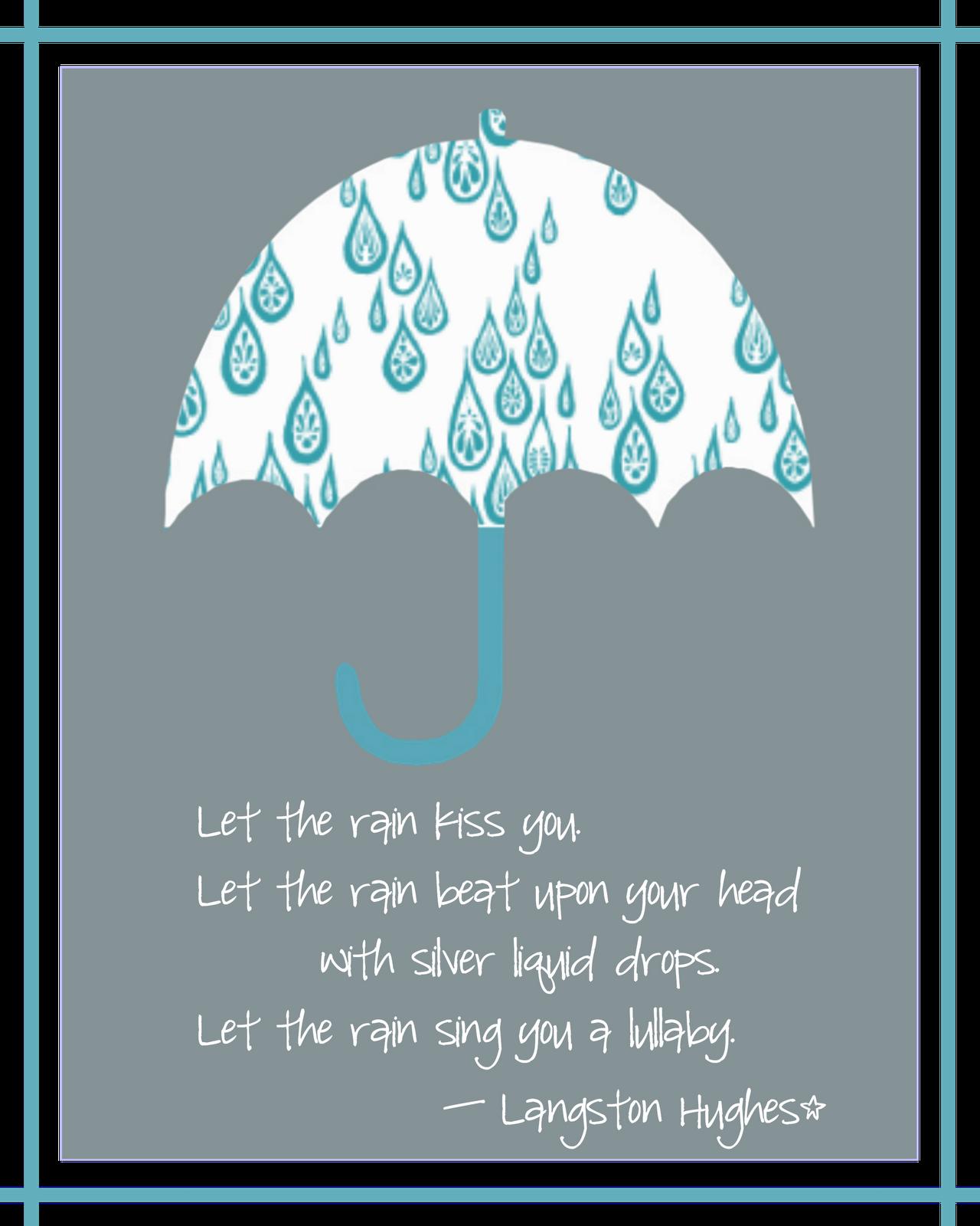 i love rainy days quotes quotesgram