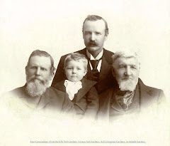 Archibald, son Neil and grandkids