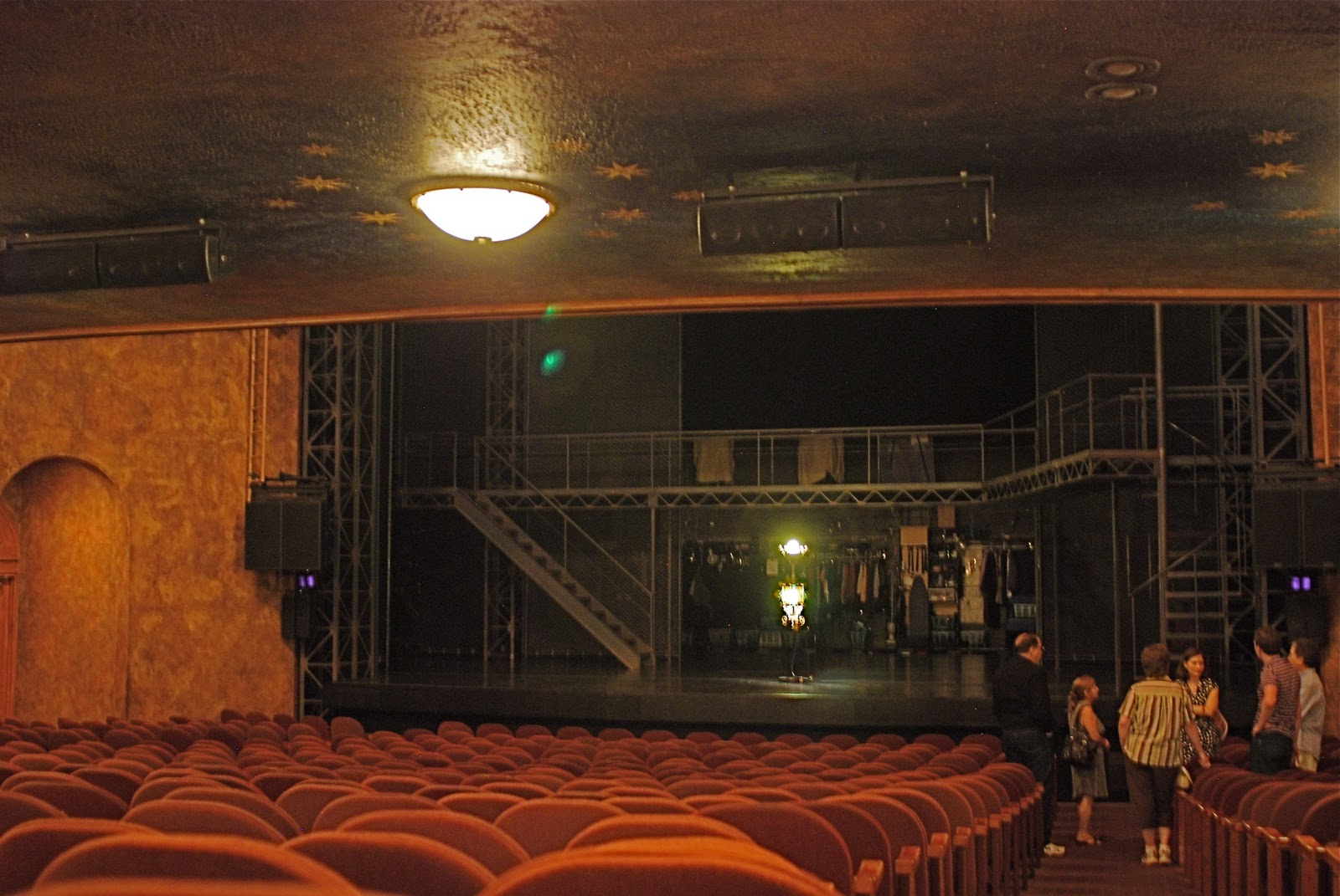 Broadway Theater Tours