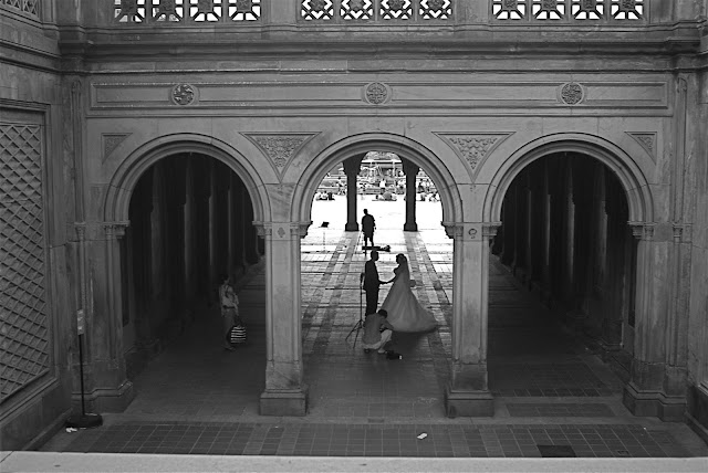 Nyc Nyc Bethesda Terrace Arcade Not Just A Passage