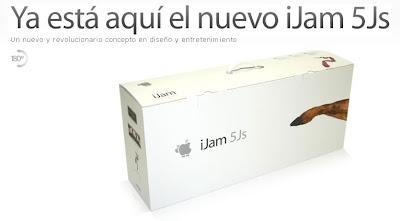 Mirá los nuevos modelos iJam & iLom