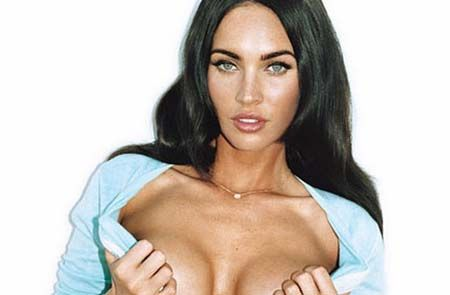 megan fox hot and sexy