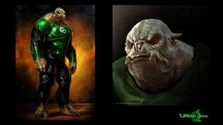 Kilowog - Green Lantern Movie