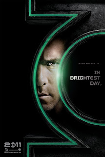 Ryan Reynolds as Hal Jordan aka Green Lantern