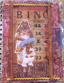African Bingo