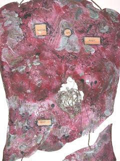 Broken - bust detail
