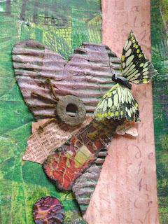 Ravaged Heart - detail