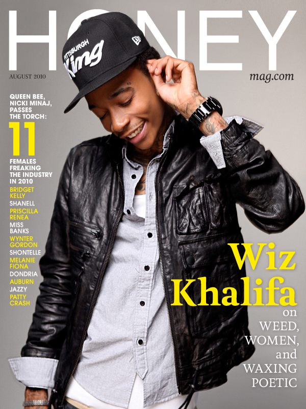 Wiz Khalifa Photo Shoot
