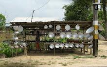 Handmade Hindustani Style Cooking Utensils