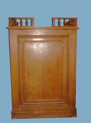 materiel d 39 occasion agencement boutique comptoir meuble caisse retro. Black Bedroom Furniture Sets. Home Design Ideas