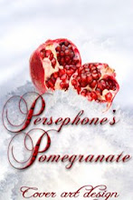 Persephone's Pomegranate Cover Art Design