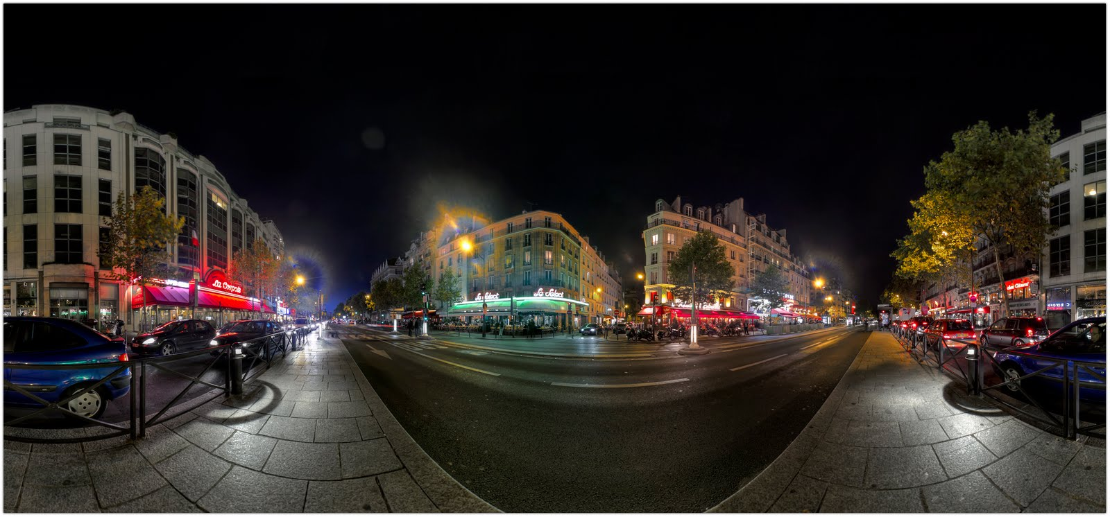 Boulevard du Montparnasse (Paris)