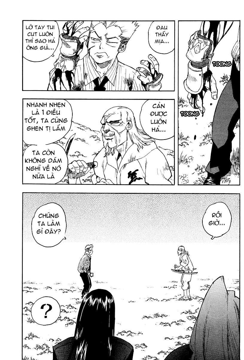 Aiki chap 58 - Trang 4