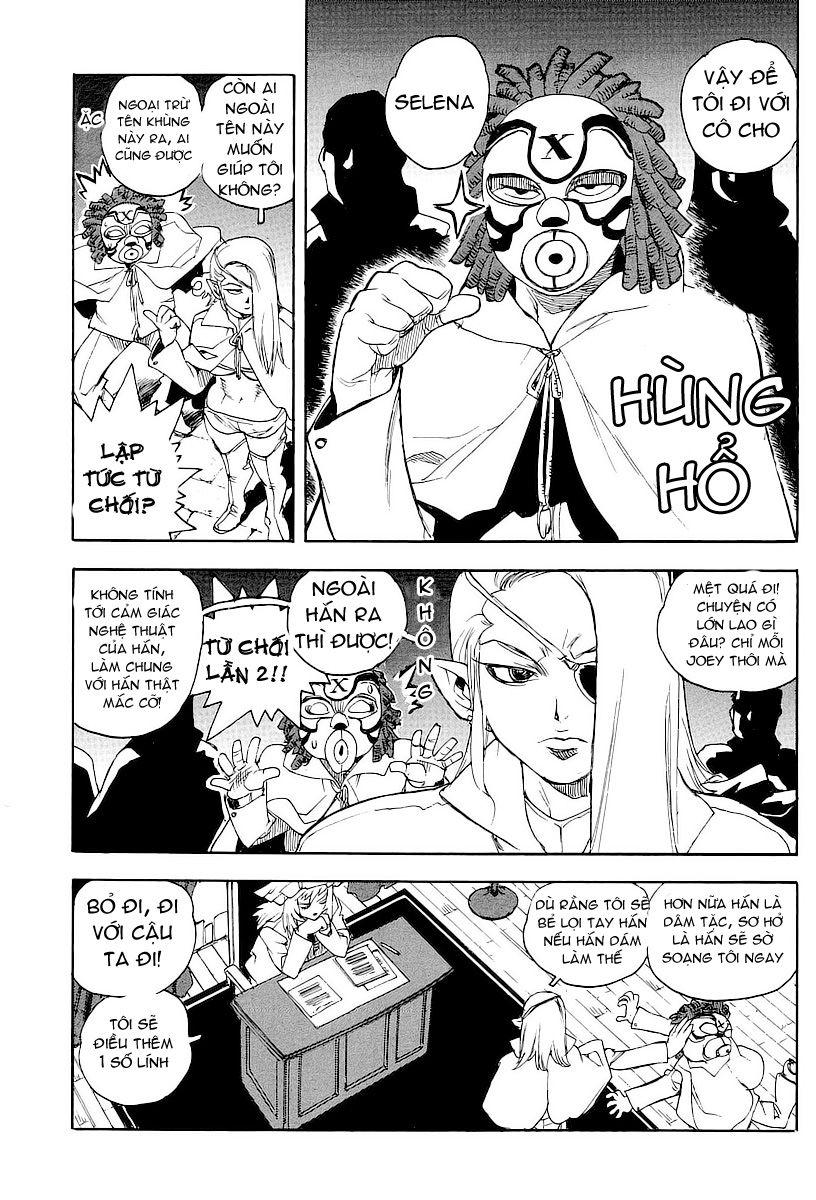 Aiki chap 58 - Trang 24