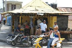 EL MEJOR POLLO AL CARBON EN RIO SAN JUAN