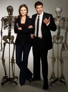 Bones acaba la quinta temporada y su capítulo número 100 con boda