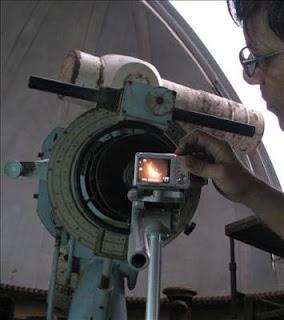 Una nueva técnica telescópica permite estudiar la atmósfera de un exoplaneta