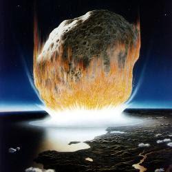 Confirmado: un asteroide acabó con los dinosaurios
