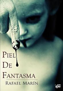 La antología Piel de Fantasma, reúne relatos de Rafael Marín