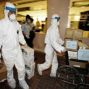 Ultima actualización del listado de afectados por el H1N1