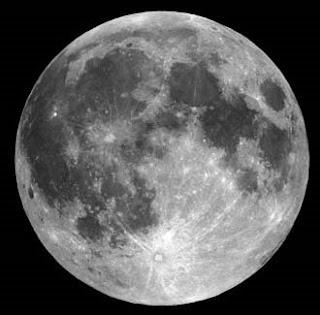Nuevo mapa en relieve de la Luna