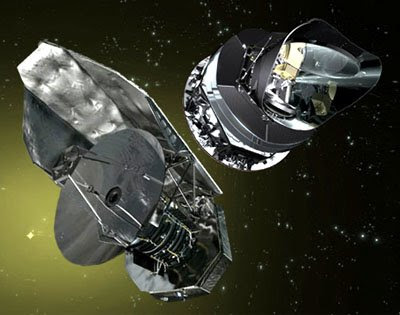 Herschel y Planck. ESA