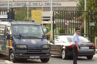 Hospital militar Gómez Ulla