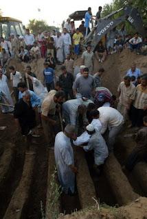 Ataque con camión bomba causa desolación en Irak. AFP
