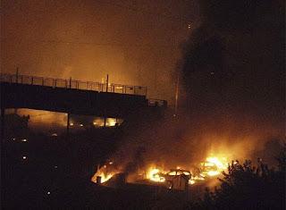 La explosión de un tren cargado de gas causa 16 muertos en Italia
