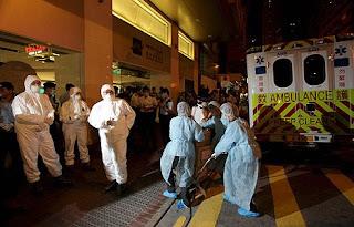 Un grupo de españoles permanece aislado en Pekín por posible contagio de gripe A