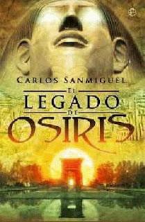 El Legado de Osiris, de Carlos Sanmiguel