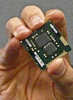 El chip de 32 nanómetros