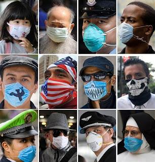 Las medidas adoptadas contra la gripe A en el mundo