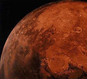 Viaje a Marte en 39 días