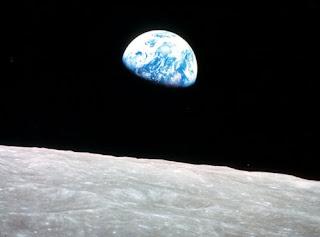 Durante la misión Apollo 8